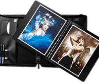 Shop for portfolios & presentation cases