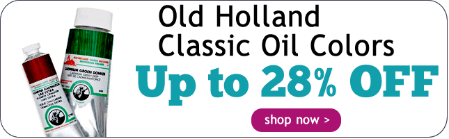 Up to 30% Off Old Holland Oil Colors